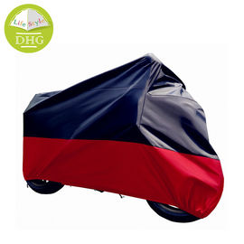 All Weather Waterproof Motorbike Cover Pelindung Tahan Air Mata 210D