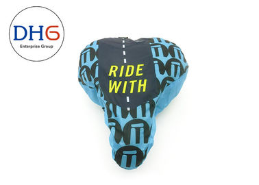 Cina Sepeda Stationary Waterproof Seat Cover Soft Gel Polyester 24,5 * 26cm Distributor